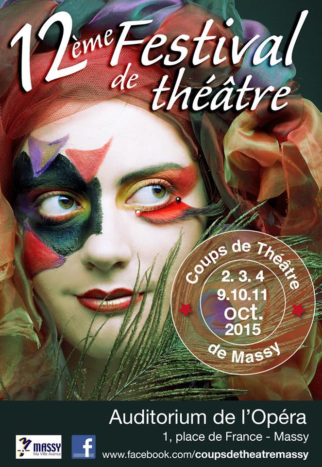 12e Festival Coups de Théâtre de Massy