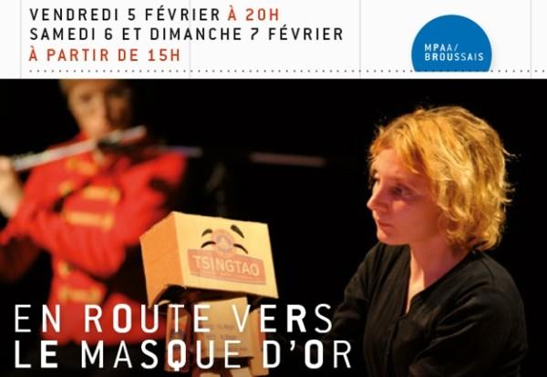 Masque d'Or 2016 - Sélection Ile-de-France