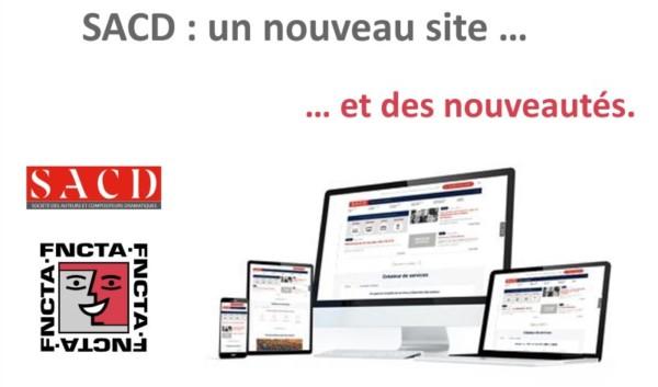 SACD : Un nouveau site et des nouveautés
