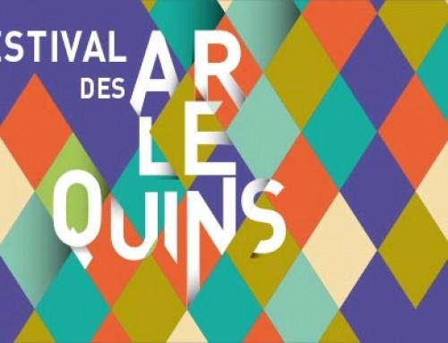 Appel à candidature. Festival des Arlequins 2019 de Cholet