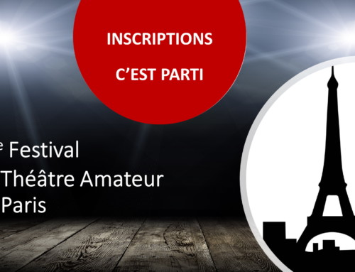22ème Festival de Paris : inscriptions