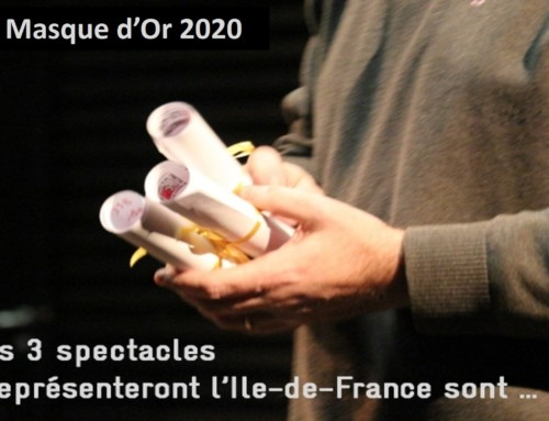Masque d'Or 2020 – découvrez les 3 finalistes représentant l'Ile-de-France