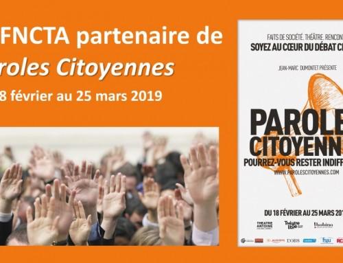 Paroles Citoyennes du 25 février au 25 mars 2019